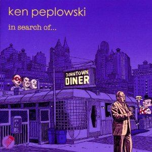 "Cover of ""in search of"" by Ken Peplowski"
