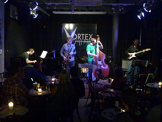 ACV at the Vortex Jazz CLub