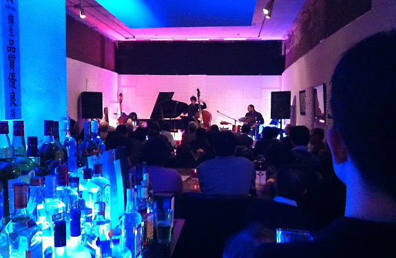 Somethin' Jazz club