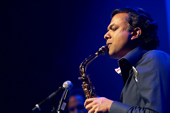 Mahanthappa - April Jazz 2012