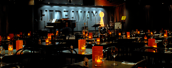 The Hideaway Interior
