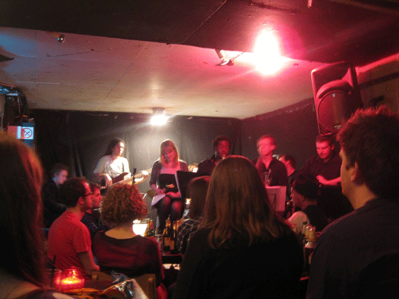 The Crypt Jazz Club