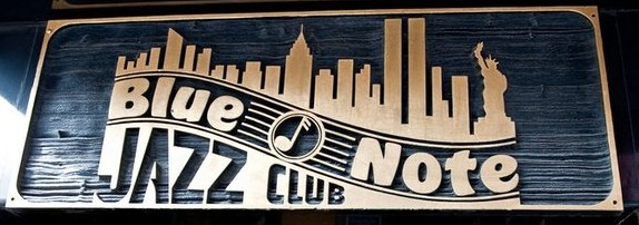 Blue Note Jazz Club in New York City